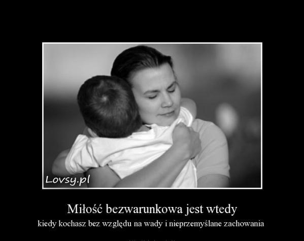 Miłość Bezwarunkowa Czytające Rodziny